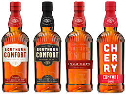 Sothern Comfort Southern Comfort Aims To Modernise Brand With Packaging Redesign