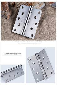 Ball Bearing Hinges For Interior Doors by Aliexpress Com Buy Quiet Door Hinge Fireproof Bearing Hinges