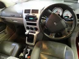 2007 Dodge Caliber Interior 2007 Dodge Caliber 2 4 R T Auto For Sale On Auto Trader South