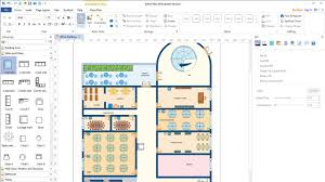 Linux Floor Plan by Edraw Max Review And Trial Download Diagram Software Youtube