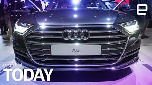 audi introduces its semi autonomous a8