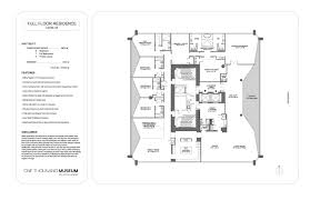 The Parc Condo Floor Plan 1000 Museum Real Estate Transactions International