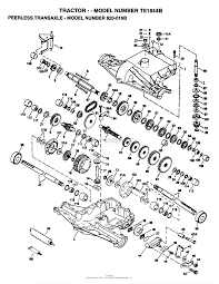 murray mower transaxle parts diagram pictures to pin on pinterest