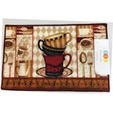 Bathroom Rugs With Non Skid Backing Kitchen Rugs Kmart