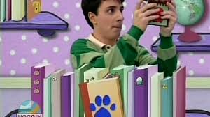 blue u0027s clues 01x01 snack time video dailymotion