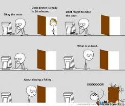 Door Meme - the door by giddyboi meme center