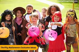 Create Halloween Costume Halloween Costume Ideas Budget