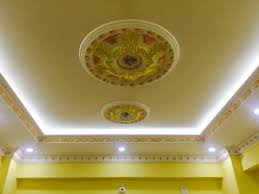 Gypsum Ceiling Design For Living Room by Contemporary Suspended Ceiling Interior Design For Living Room
