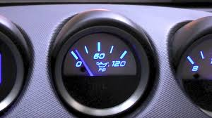 Nissan 350z Silver - 350z custom gauge clusters for corn with silver face and blue leds