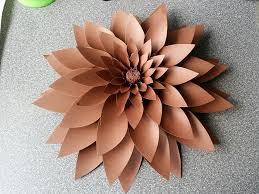 Paper Flower Amber Paper Flower Youtube
