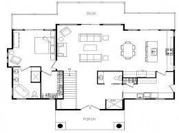 open floor home plans prepossessing open floor plan ranch house designs fresh at home