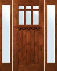 Front Exterior Door Craftsman Style Front Doors Entry Doors Exterior Doors