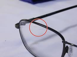 How To Join Broken Glass by How To Repair Scratched Eyeglass Lenses Ifixit
