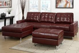 kitchen sectional sofas contemporary dining chairs furniture burgundy leather sectional sofa with regard to ideas 0