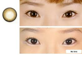 Light Brown Contact Lenses Diamant Hazel Contacts Inno Vision Circle Lenses Contact
