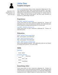 designer u0027s cv latex template sharelatex online latex editor
