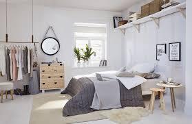 Schlafzimmer Skandinavisch Schlicht Natürlich Skandinavisch Roombeez