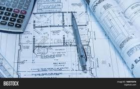 architecture blueprints house image u0026 photo bigstock