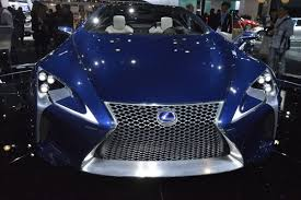 lexus lf lc price canada lexus official confirms production version of lf lc sports concept