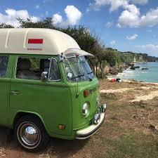 volkswagen kombi food truck bali vw classic rental home facebook