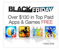 amazon black friday us amazon appstore giving away us 130 worth of android apps for its