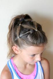 Cute Sporty Hairstyles 10 Cute Little Hairstyles Ma Nouvelle Mode