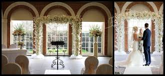 wedding arches hire wedding flowers arch hire the flower company
