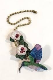 hummingbird fan pull chains hummingbird polystone ceiling fan pull chain giftco inc excellent