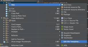 android studio 1 5 tutorial for beginners pdf how to make your own file templates in android studio part 1