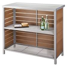 Patio Bar Furniture Set by Threshold Bryant Faux Wood Patio Bar Furniture Set Http Www