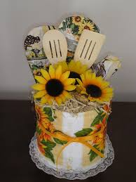 Kitchen Gift Ideas Sunflower Favors For Bridal Shower Day Gift Bridal Shower