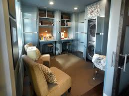 Living Room Office Combo by Laundry Room Sinks Pictures Options Tips U0026 Ideas Hgtv