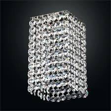 Chandelier Lamp Shades With Crystals by Discount Chandelier Lamp Shade Linear Island Crystal Chandelier