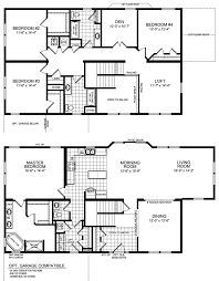 2 Bedroom Ranch Floor Plans by 2 Bedroom 2 Bath Mobile Home Floor Plans