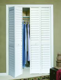 Louvered Closet Doors Interior Vintage Louvered Closet Doors Closet Doors
