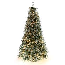 pre decorated christmas tree home decorations