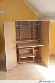 meuble bureau ordinateur meuble bureau ordinateur a vendre à beloeil grandglise 2ememain be