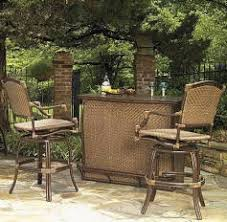 Outdoor Bar Patio Furniture Outdoor Bar Furniture Sets Home Design