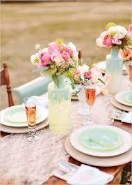 mint wedding decorations wedding ideas mint and wedding