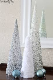 Mini White Christmas Tree Decorations by 15 Cute And Creative Diy Mini Christmas Tree Decor Ideas Style