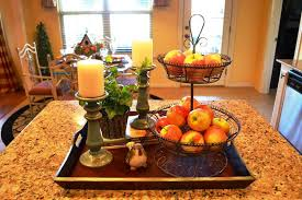 some kitchen table centerpieces ideas