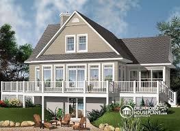Hillside Walkout Basement House Plans Hillside Walkout Basement House Plans So Replica Houses