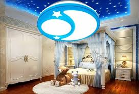 Brilliant Kids Bedroom Ceiling Designs Colorful Design Featuring - Design for kids bedroom