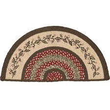 Design Ideas For Half Circle Rugs Kitchen Half Moon Rugs Kitchen Design Ideas