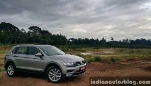 tiguan volkswagen 2017 2017 vw tiguan off road far first drive review indian autos blog
