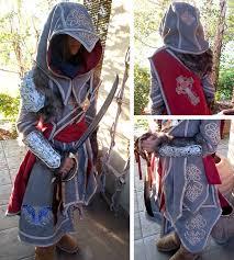 Assassins Creed Kid Halloween Costume Armor Assassins Creed Ezio Revelations Complete Cosplay