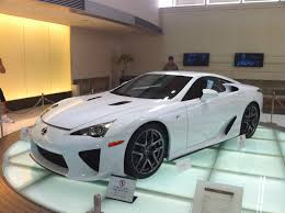 lexus lfa v10 yamaha get high speed performance from riding lexus lfa tokyo edition