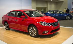 nissan sentra turbo 2017 nissan sentra sr turbo at miami auto show drive and ride us