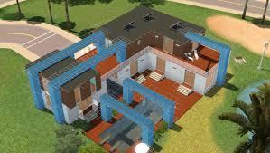 sims 3 cuisine maison de sims white sun maison moderne sims 3