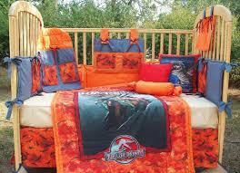 Lion King Crib Bedding by Jurassic Park Dinosaur 10 Piece Baby Bedding Crib Set